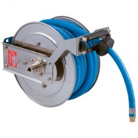 CRWM-1920SS Compact Stainless Steel Hose Reels