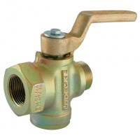 DH34 Throttle Valves with Lever Stop & Exhaust