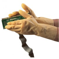 1535117 Latex Gloves
