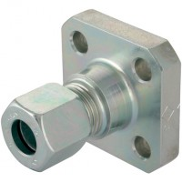 GFV10L35 Straight Flange Couplings