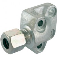 WFV15L35 Elbow Flange Couplings