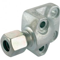 WFV15L40 Elbow Flange Couplings