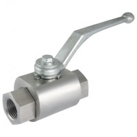 HBVSS-38 High Pressure Stainless Steel Ball Valves