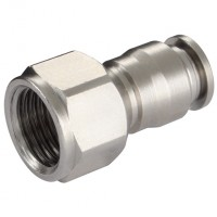 8903000006 Straight Female Adaptors