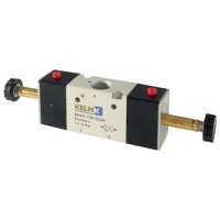 CKV220-06 Solenoid 3/2 Way Valves