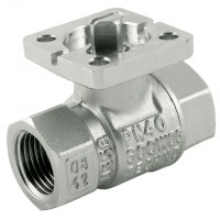 BV2-ISO-38 316 Stainless Steel Ball Valves