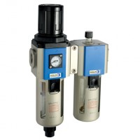KFCS400-10-F-3 400 Series Filter/Regulator + Lubricator Combination Units