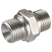 6G-6G-MM-10K Male x Male Straight Adaptors