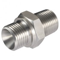 8G-4N-MM-10K Male x Male Straight Adaptors