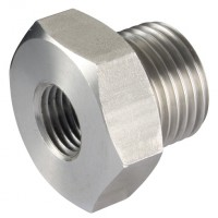6G-2G-MF-10K Male x Female Straight Adaptors