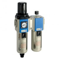 KFCS300-10-A-F-3 300 Series Filter/Regulator + Lubricator Combination Units