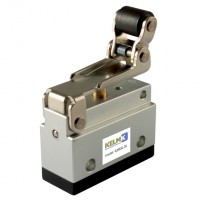 K3M3L-06 Panel Mount Valves, Manual & Mechanical 3/2 Way Valves
