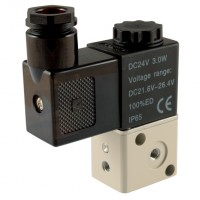 KCV1-M5-B Solenoid 3/2 Way Valves