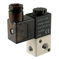 KCV1-06-A Solenoid 3/2 Way Valves