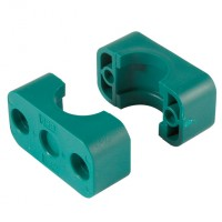 RCPE-2 Series C Heavy Duty Noise Protection Clamp Body