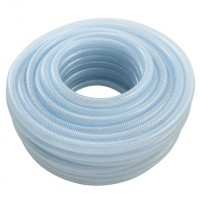 FHDPVC34-100 Food Certified Reinforced PVC Braided Hose