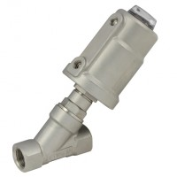 KASV-SSSS-12-NC 316 Stainless Steel Valve, Stainless Steel Actuator
