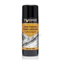 Tygris Clear Polymer Chain Lubricant (400ml)