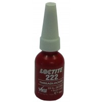 Loctite 222 Threadlocker 10ml