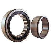 NU208 ECP Cylindrical Roller Bearing
