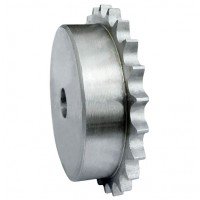 8SR08 Simplex Pilot Bore Sprocket