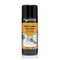 Tygris Sticky Label Remover (400ml)