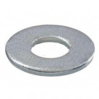 M5 Form C Flat Washers (Pack of 10)