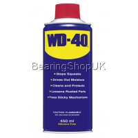 WD40 450ml Spray Can (Box of 12)