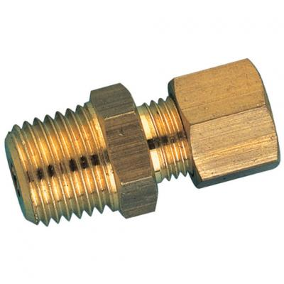 Aignep Metric Brass Compression Fittings