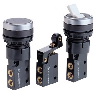 Norgren Mechanically & Manually Actuated