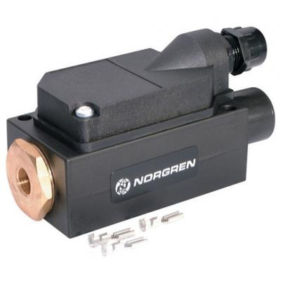 Norgren V18-Monitored Dump Valve Accessories