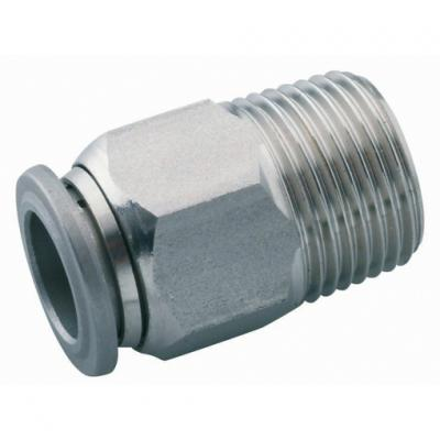 Aignep 316 Stainless Steel Push-in Fittings