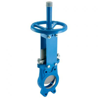 HUK Unidirectional Knife Gate Valves