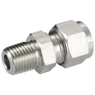 Panam 316 Stainless Steel Twin Ferrule Metric Tube Fittings