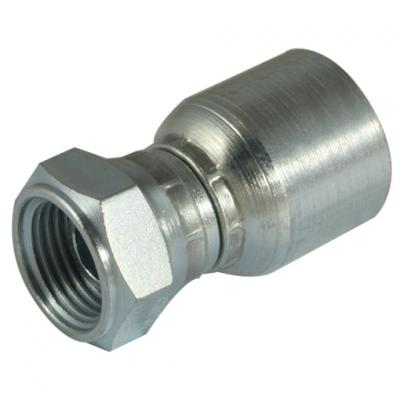 Jaymac 1 Piece Hydraulic Hose Connectors