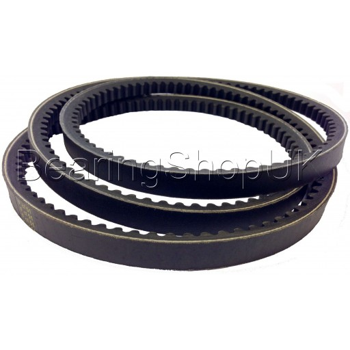 SPZX1057 Cogged Wedge Belt