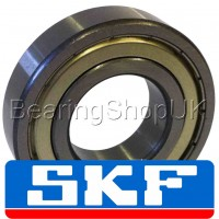 6301-2Z/C3GJN High Temperature Ball Bearing