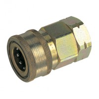VHC6-6RP Steel Plated Couplings