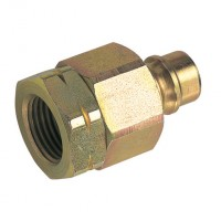 VHN8-8RP Steel Plated Plugs