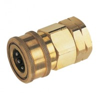 BVHC8-8RP Brass Couplings