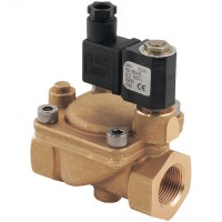 F180-12-24 General Purpose 2/2 N/C Pilot Operated Solenoid Valves