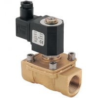 F153-1-24 Steam/Water 2/2 N/C Pilot Operated Solenoid Valves