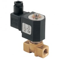 F133-18-24 General Purpose 2/2 N/C Direct Acting Solenoid Valves