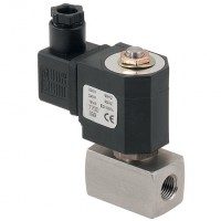 FSS-18-24 Stainless Steel 2/2 N/C Direct Acting Solenoid Valves