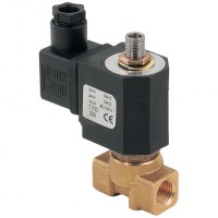 F333-18-24 General Purpose 3/2 N/C Direct Acting Solenoid Valves