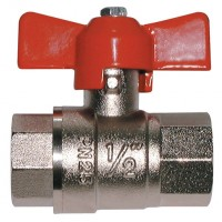 2024-1980 Red T Handle