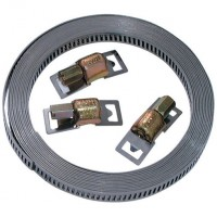 2025-0494 Cut and Fix Banding, Mild Steel and 304 Stainless Steel