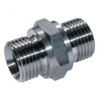 2025-1401 Stainless Steel 316 Hydraulic Adaptors