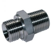 2025-1633 Stainless Steel 316 Hydraulic Adaptors