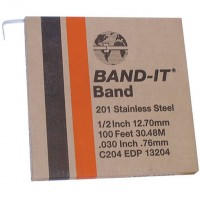 C206 201 Band-It Band Stainless Steel Strapping